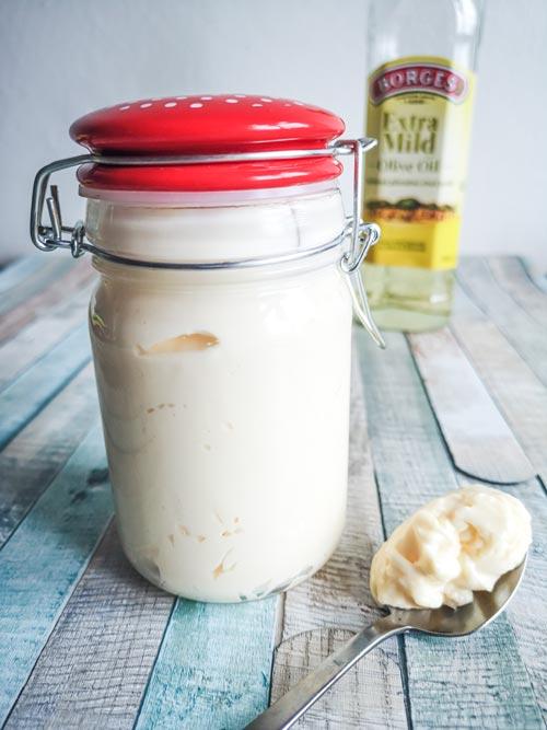 Low carb a keto majonéza – hotovo za 2 minuty