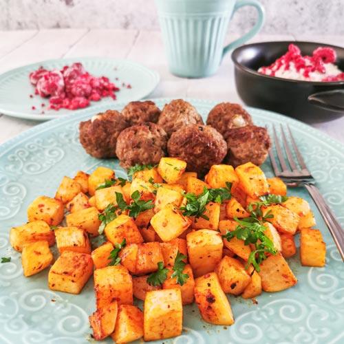 Low carb a keto pikantní tuřín